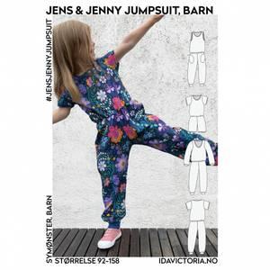 Bilde av Jumpsuit - Barn - Ida Victoria