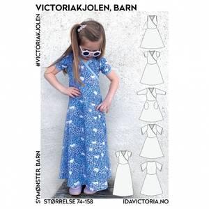 Bilde av Victoriakjolen - Barn - Ida Victoria