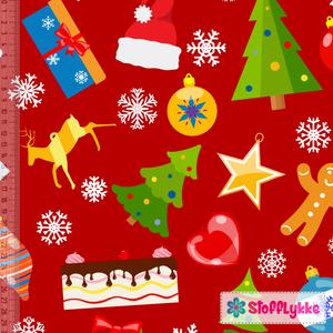 Bilde av Christmas Joy - GOTS Jersey