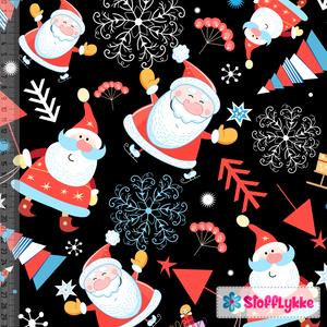 Bilde av Happy Santa - GOTS Jersey