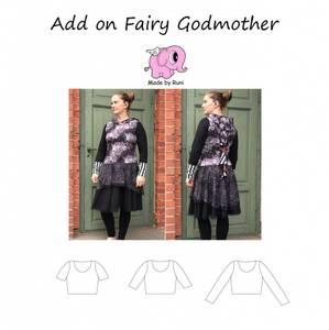 Bilde av Add on Fairy Godmother - Dame (35)