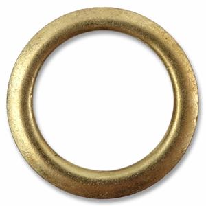 Bilde av Gull Ring Snapsource metalltrykknapp - 10 stk