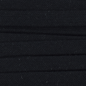 Bilde av Sort Snor - Flat - 13 mm(451)