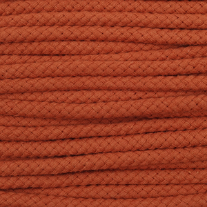 Bilde av Terrakotta Snor - Rund - 5 mm (410)