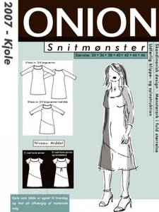 Bilde av Kjole 34-46 - Onion 2007