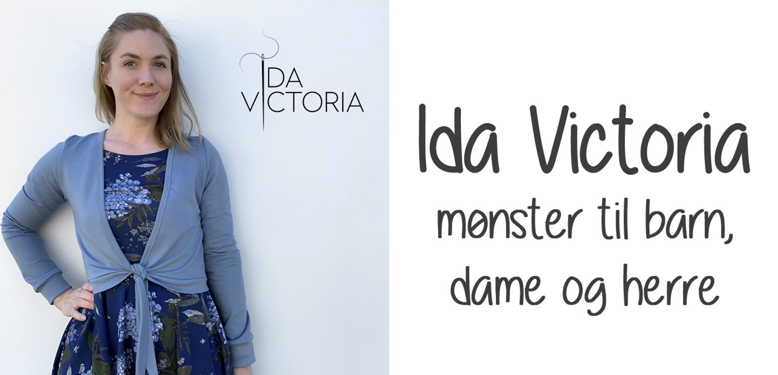 Mønster fra Ida Victoria