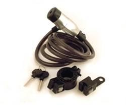 Wirelås m/Nøkkel