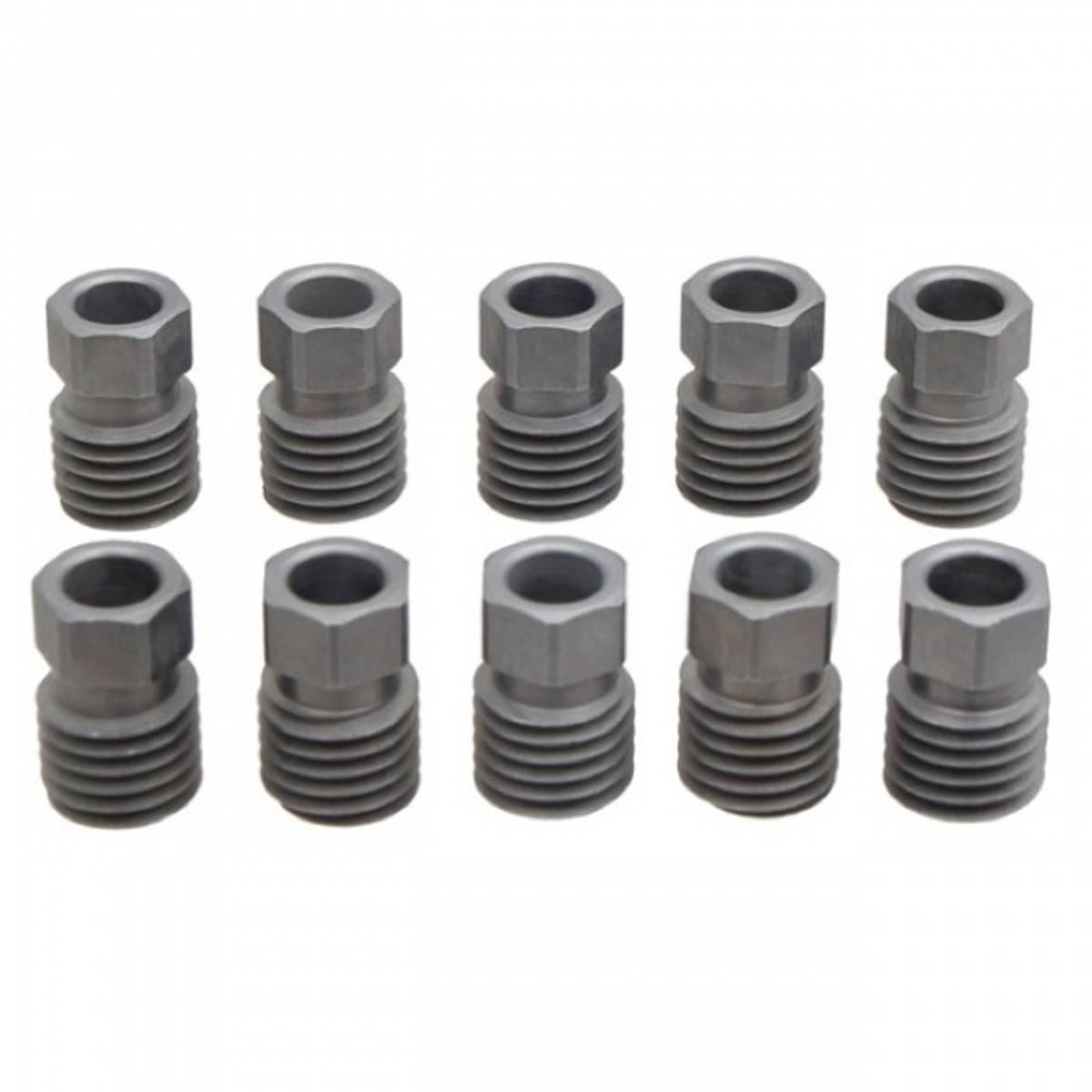 Magura Sleeve Nut, MT og HS33 R-Brake lever,M9, Sølv, 10pk