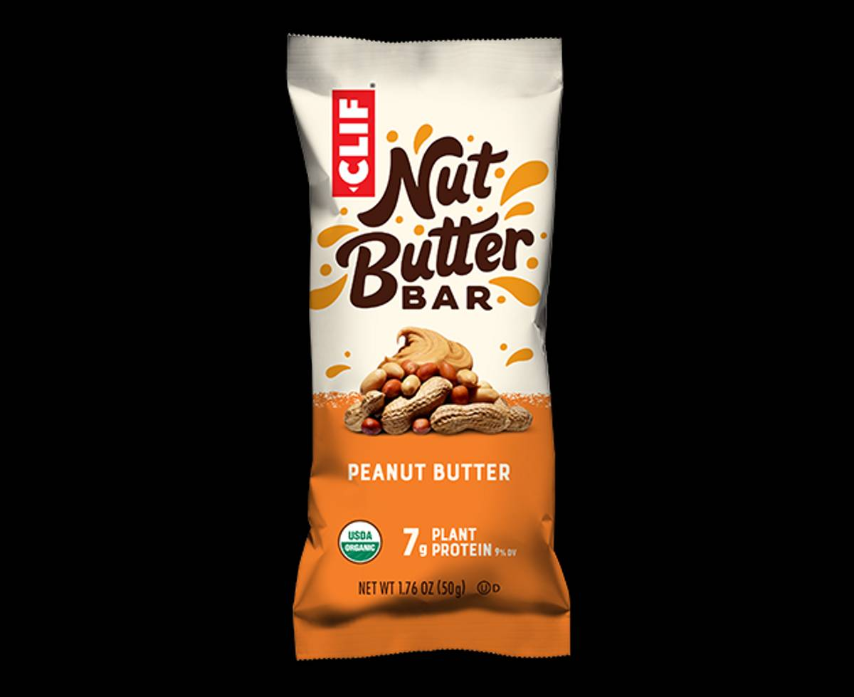 Clif Bar Peanut Butter Bar, 12 stk