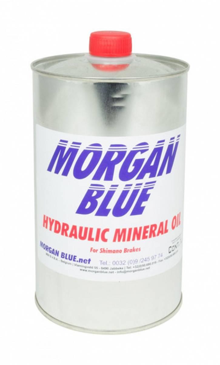 Morgan Blue Brake Fluid Mineralolje 1 Liter
