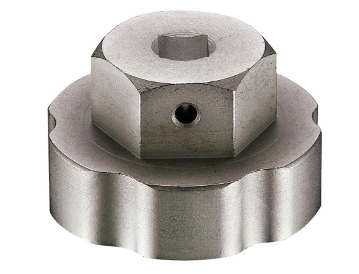 Lezyne External Bottom Bracket Socket Tool, Kranklagerverktøy