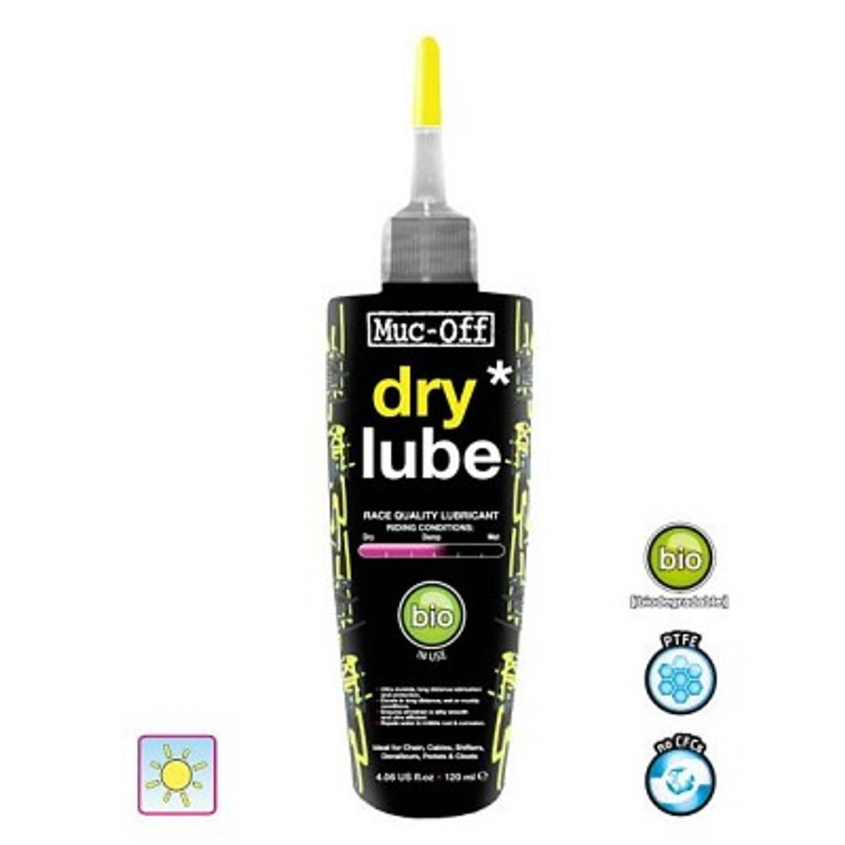 Muc-Off Dry Lube 120ml Kjedeolje