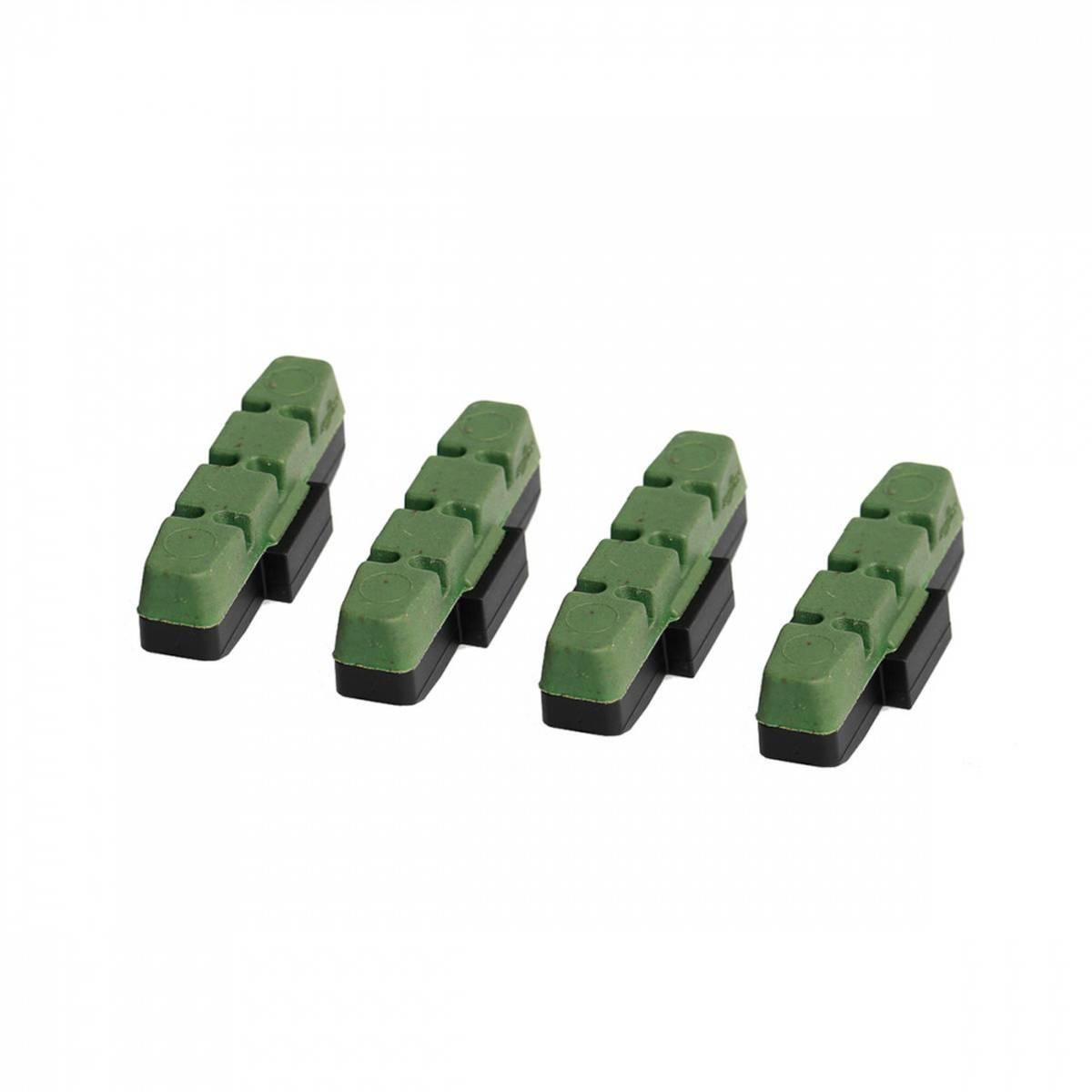 Magura HS33/HS11 Bremseklosser, 4pk Grønn