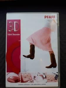 Bilde av Fabric Decorator 3D Pfaff