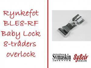 Bilde av Rynkefot 8-tråders overlock