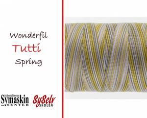 Bilde av Wonderfil Tutti Spring