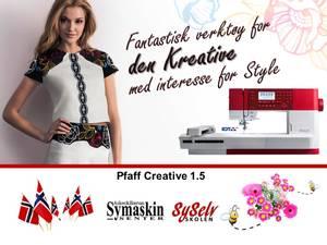 Bilde av Pfaff Creative 1,5