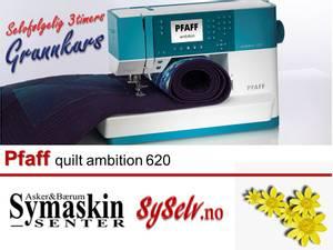 Bilde av Pfaff Ambition 620