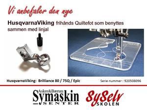 Bilde av HusqvarnaViking Frihånds