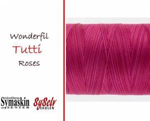 Bilde av Wonderfil Tutti Roses