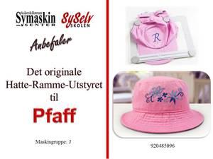 Bilde av Pfaff Hatt / Cap -ramme