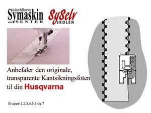 Bilde av Husqvarna kantstikningsfot