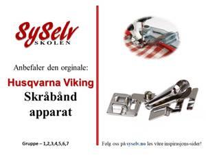 Bilde av Husqvarna Skråbåndsapparat