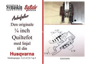 Bilde av Husqvarna kvart inch