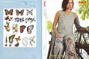 Bilde av Pfaff Butterflies