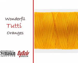 Bilde av Wonderfil Tutti Oranges