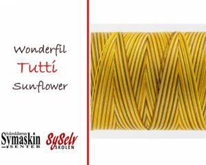 Bilde av Wonderfil Tutti Sunflower