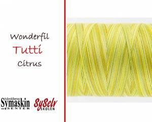 Bilde av Wonderfil Tutti Citrus
