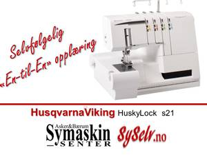 Bilde av Husqvarna Viking HuskyLock s