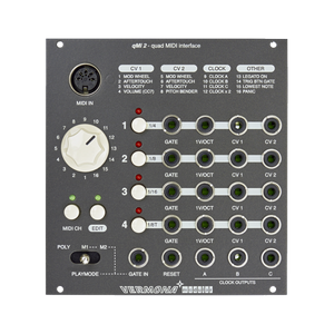 Bilde av Vermona qMI 2 Quad MIDI