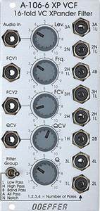 Bilde av A-106-6 XP Filter