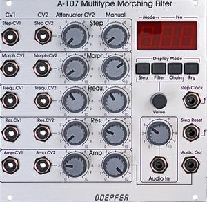 Bilde av A-107 Multitype Morphing