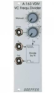 Bilde av A-163 VC Frequency Divider