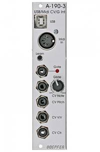 Bilde av A-190-3 USB/MIDI-to-CV/Gate