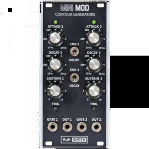Bilde av MiniMod Dual Contour black