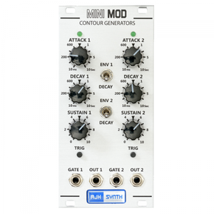 Bilde av MiniMod Dual Contour silver