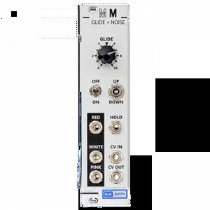 Bilde av MiniMod Glide + Noise silver