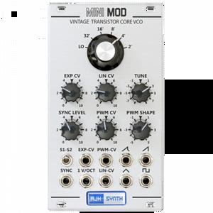 Bilde av MiniMod VCO silver