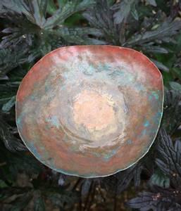 Bilde av Regnfanger 8,5cm kobber ubehandlet