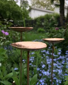 Bilde av Regnfanger 6cm kobber lakkert