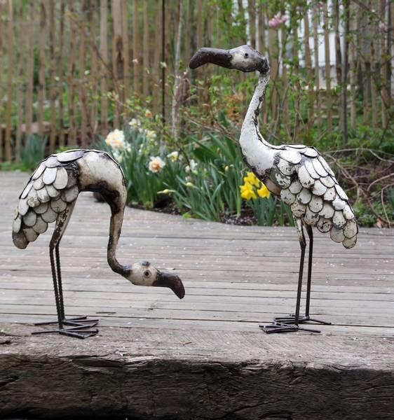 Flamingo sett av 2