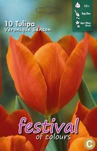Bilde av Tulipan Veronique Sanson 10stykk