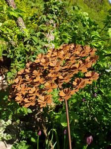 Bilde av 3DBlomst Hydrangea Stor flat/vegg 110H