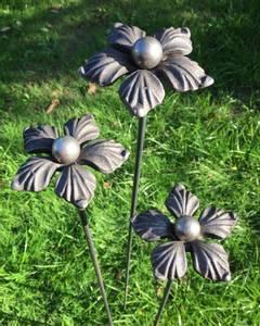 Bilde av Blomster pinne dekorativ