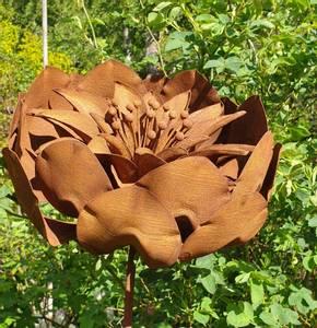 Bilde av 3D blomst 316 110cm høy