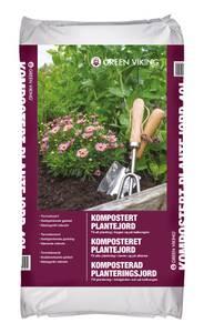 Bilde av Green Viking - Plantejord kompostert 40L - 48